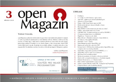 openMagazin 03/2010