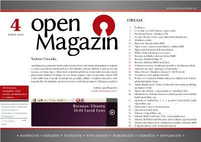 openMagazin 04/2010