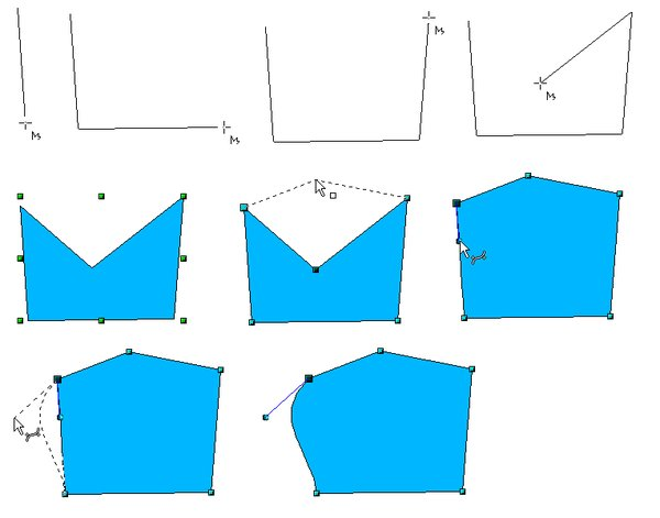 Kreslíme a upravujeme mnohouholník