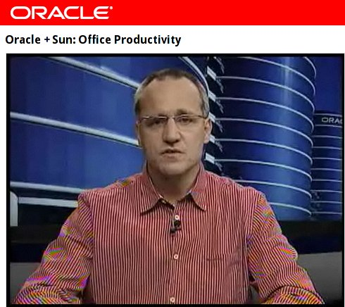 Z prezentace Oracle