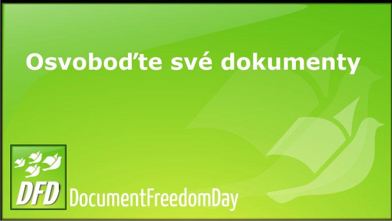 Osvoboďte své dokumenty
