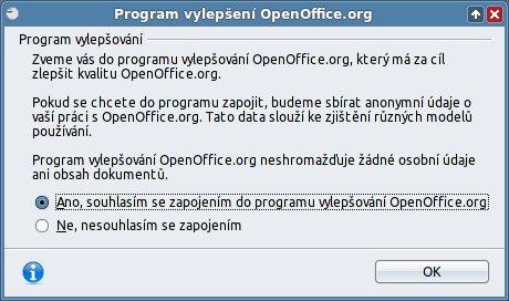 Program vylepšování OpenOffice.org