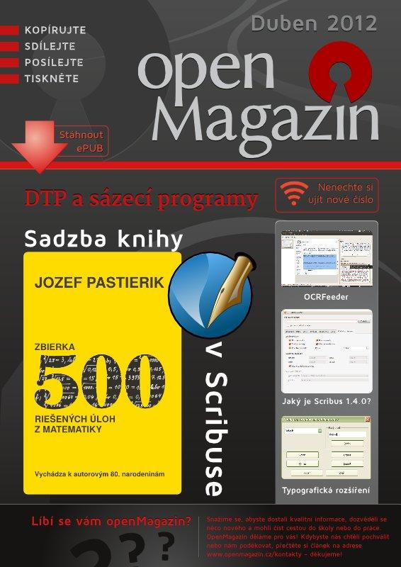 openMagazin 04/2012