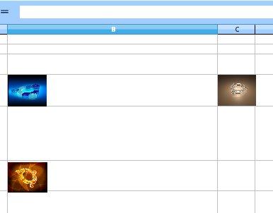 Po použittí funkce Refresh size of images je zase vše v pořádku