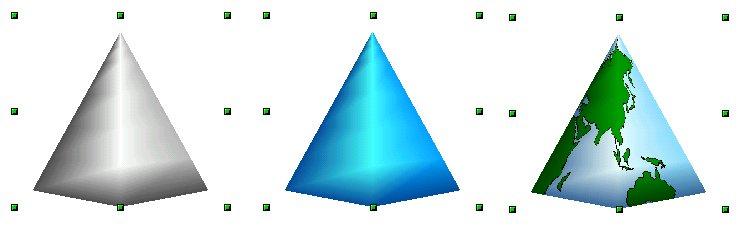 Upravujeme ihlan na obľúbenú položku v dvoch režimoch atribútov