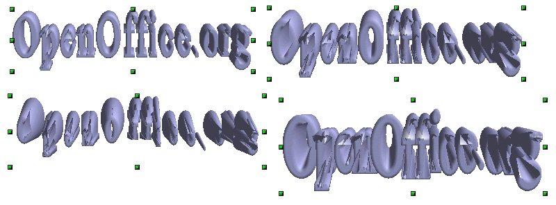 Meníme škálu a hĺbku priestorového textu