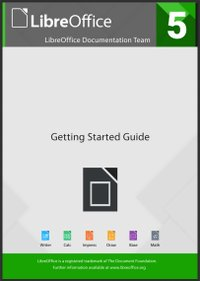 Getting Started with LibreOffice 5.2 (CC BY-SA 3.0)