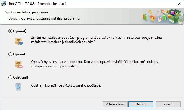 Instalátor pro Windows