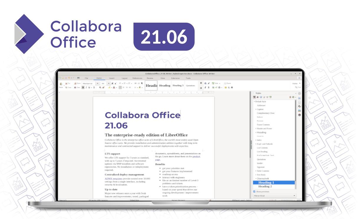 Collabora Office 21.06