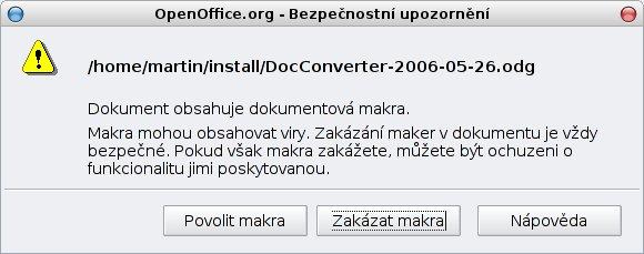 export odt to pdf ahk