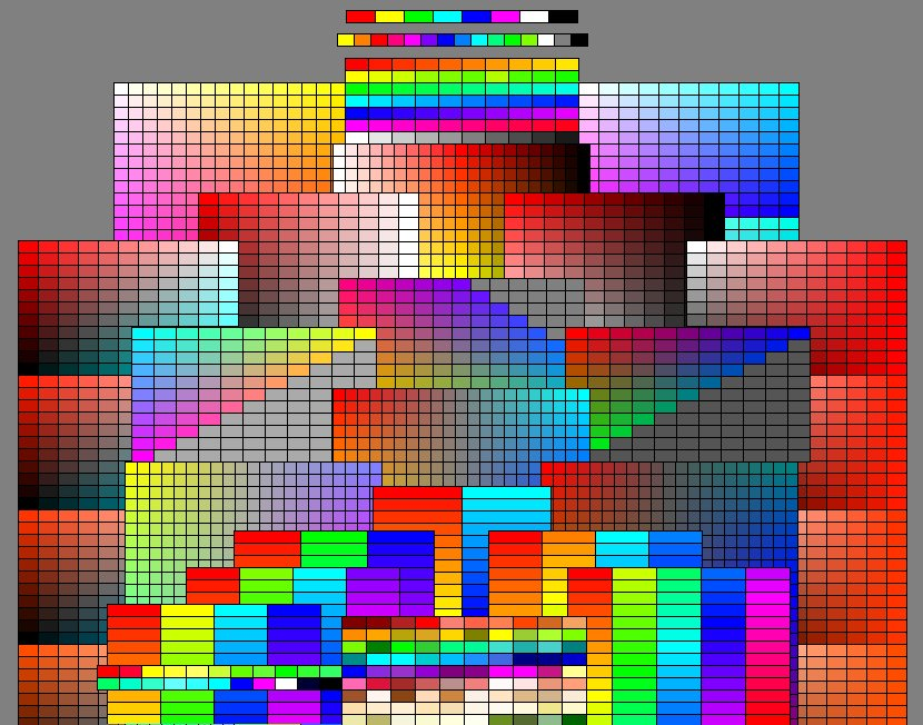 Color Palettes, Color Atlas and Color Harmony