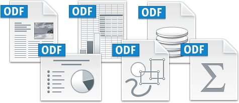 Nové ikony pro ODF