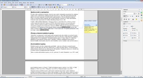 Apache OpenOffice Writer 4.0