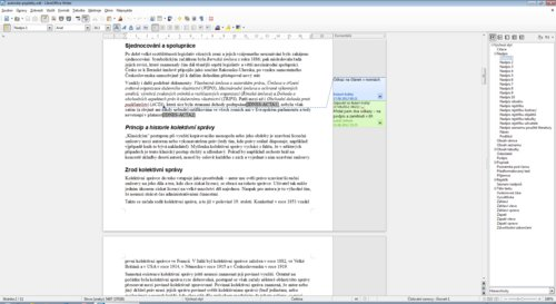 LibreOffice Writer 4.1