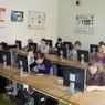 Učebna IVT2 s operačním systémem Ubuntu