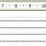 Příklad použití vodícího znaku při tvorbě seznamů ve Windows