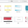 Šablony pro LibreOffice Impress