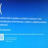 Chybová hláška ve Windows 10