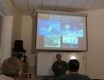 Přednáška na kosmoschůzce