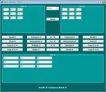V tomto modulu můžete provádět několik výpočtů naráz – zde jsme vypočítali determinant matice A a pak ji transponovali