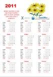 Kalendář na rok 2011