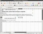 Srovnání vloženého naformátovaného a nenaformátovaného textu z aplikace Writer