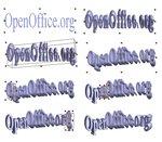 Vytvárame 3D formátovaný text