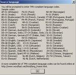 Jazykové kódy slúžia pre zdieľanie prekladovej pamäti