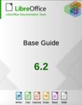 Úvodní strana příručky k LibreOffice Base 6.2