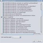 Nastavení německé gramatiky